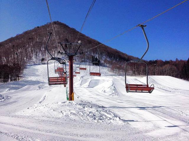 ■  夜発日帰り X-JAM高井富士&よませ温泉スキー場
