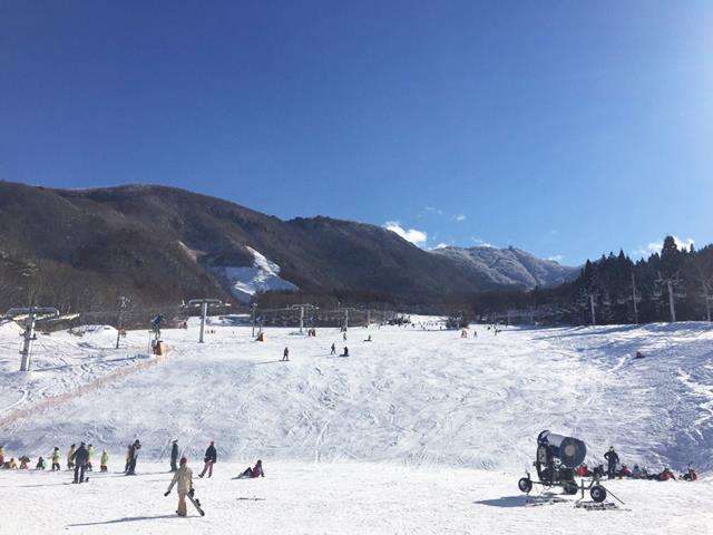 ■夜発日帰り 北志賀小丸山スキー場