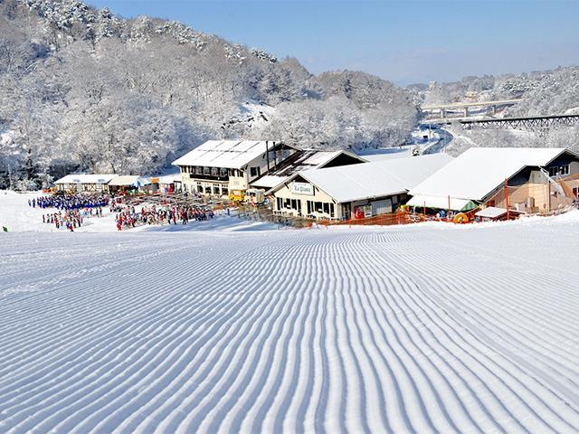 ■【大宮Bタイム発着】朝発日帰り 佐久スキーガーデンパラダ【滞在約7時間00分】