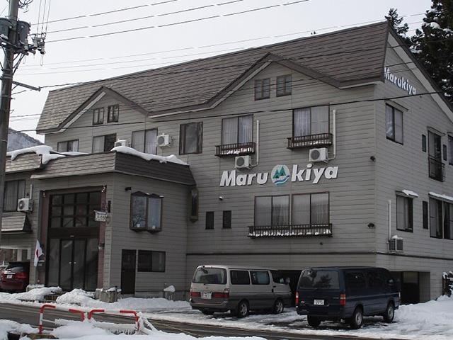 ■ マイカー 湯沢中里 丸喜屋旅館