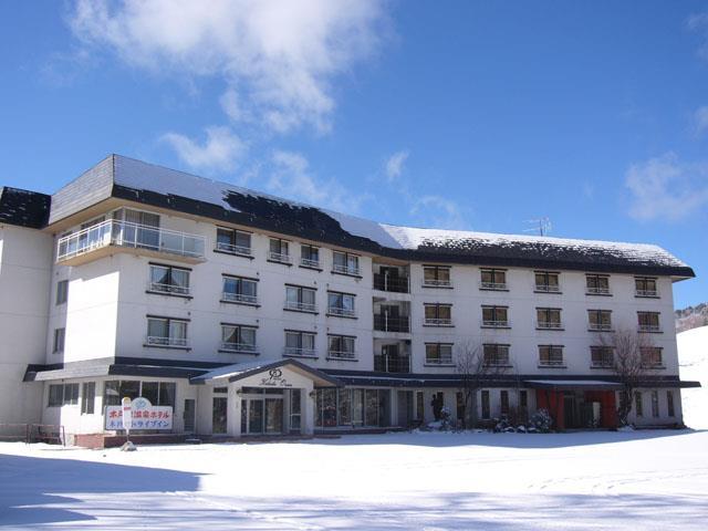 ■マイカー 志賀高原(横手山・渋峠エリア) 木戸池温泉ホテル