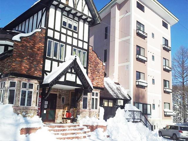 ■マイカー 斑尾高原 レインストンホテル