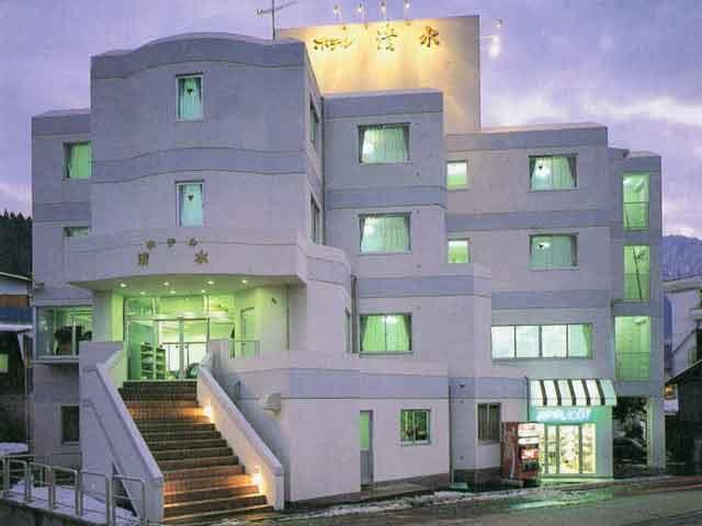■マイカー 野沢温泉 ホテル清水 (1泊2日)