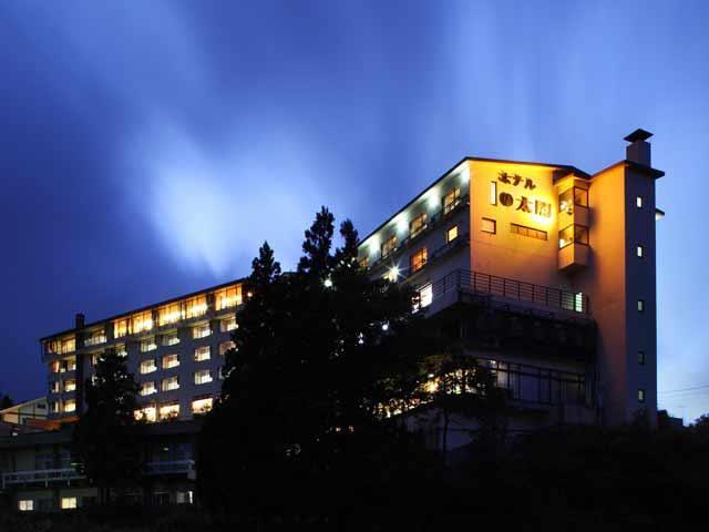 ■マイカー 赤倉観光リゾート ホテル太閤