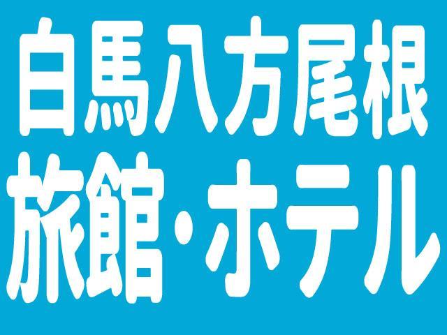 ■マイカー 白馬八方尾根 ホテルクラス お宿おまかせプラン(1泊2日)