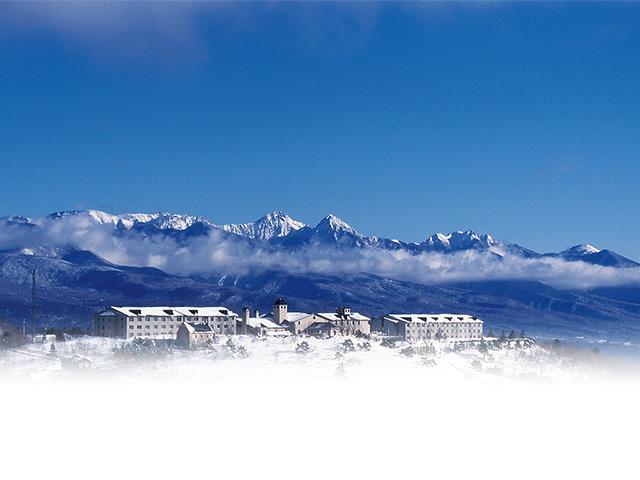 ■マイカー 車山高原スカイパークホテル