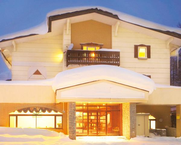 ■新幹線で行く 斑尾高原スキー場 ホテルエルディア