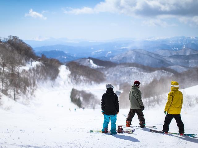■マイカーで行く 川場スキー場 日帰りプラン(リフト券+食事券)