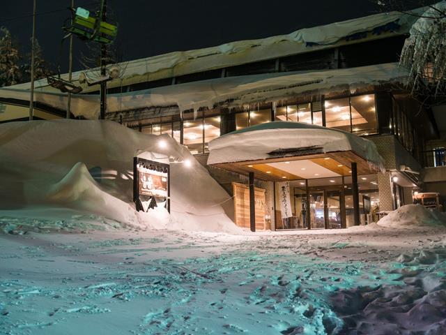 ■新幹線で行く 蔵王温泉スキー場 タカミヤビレッジホテル樹林