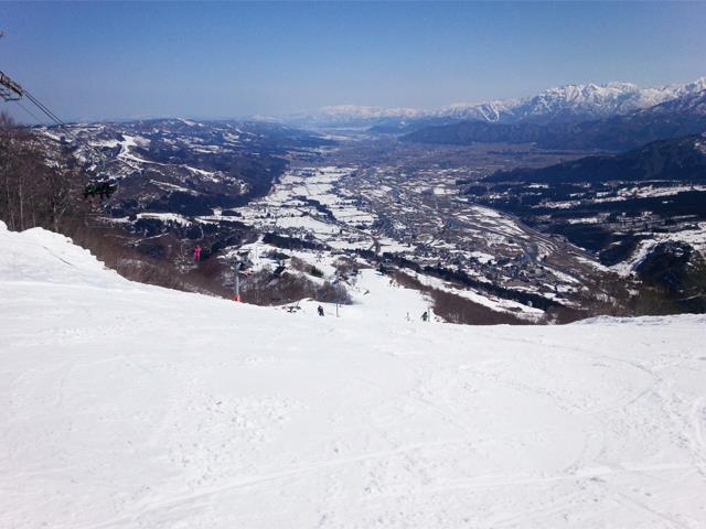 ■マイカーで行く 石打丸山スキー場 日帰りプラン(リフト券+昼食券)