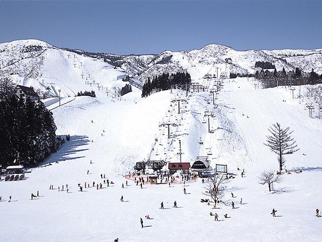 ■マイカーで行く 上越国際スキー場 日帰りプラン(リフト券+レンタル付)