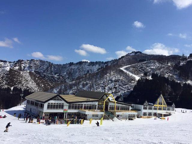 ■マイカーで行く 神立高原スキー場 日帰りプラン(リフト券+昼食券)