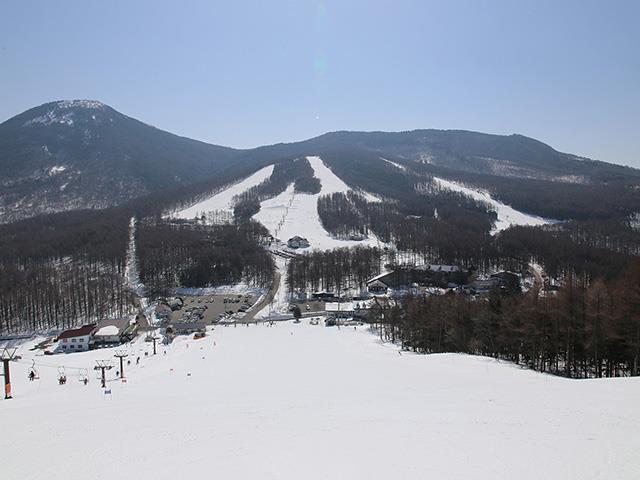 ■マイカーで行く 湯の丸スキー場 日帰りプラン(リフト券+レンタル+食事券)