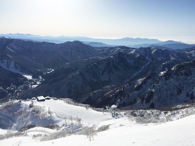 ■新幹線で行く 日帰り Mt.Naeba(苗場&かぐら) (自由席)