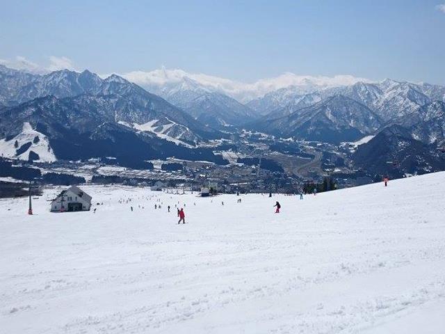 ■新幹線で行く 日帰り 岩原スキー場 (自由席)