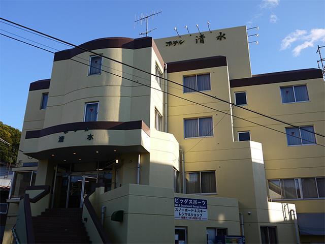 ■【Go To トラベル対象商品】【スキーエクスプレス】野沢温泉 ホテル清水