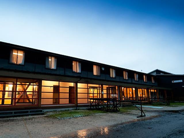 ◆【博多発着】夜発バス めがひらスキー場 ロッジ観山荘
