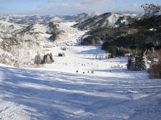 ◆【博多発着】夜発日帰り 芸北国際スキー場