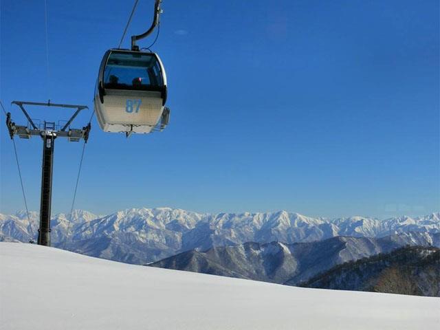 ■【春スキー~GW】時間帯指定席新幹線で行く 日帰り かぐらスキー場 (時間帯指定席)