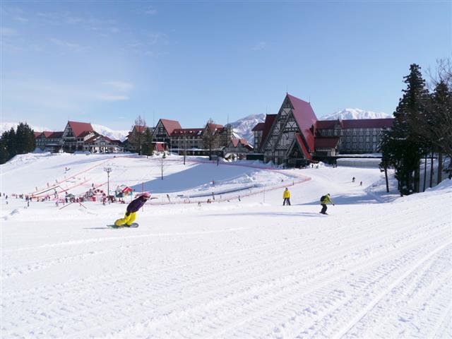 ■マイカーで行く 上越国際スキー場 日帰りプラン(リフト券+お土産割引券)
