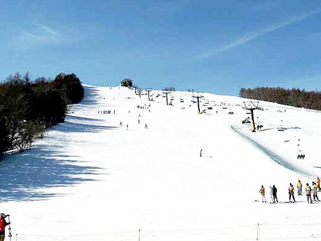 ■TI【新宿発着】朝発日帰り菅平高原スキー場 【滞在約6~6,5時間】